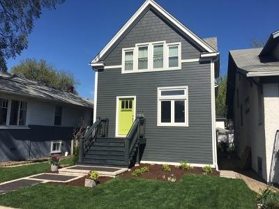 Oak Park Single Family Home For Sale: 836 Wenonah Avenue