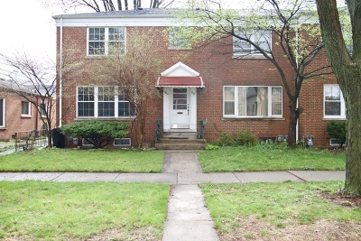 Forest Park Condo/Townhouse For Sale: 816 Hannah Avenue