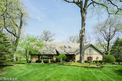 Frankfort Single Family Home For Sale: 577 Aberdeen Road