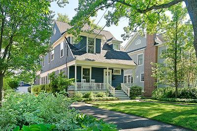 Winnetka Single Family Home For Sale: 878 Oak Street