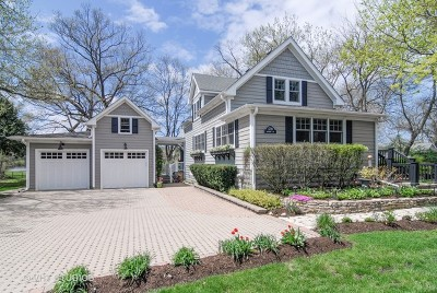 St. Charles Single Family Home For Sale: 1719 Riverside Avenue