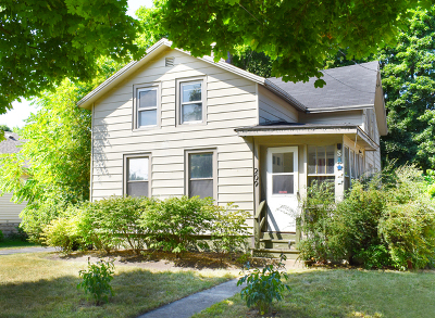 St. Charles Single Family Home For Sale: 209 South 10th Avenue