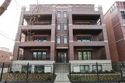 Condo/Townhouse For Sale: 843 West Fletcher Street #1E