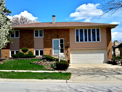 Oak Forest Single Family Home For Sale: 15125 Spruce Lane