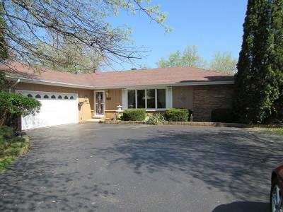 New Lenox Single Family Home For Sale: 1601 Illini Drive