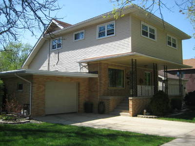 Steger Single Family Home For Sale: 3418 Halsted Boulevard
