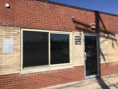 Homer Glen, Lockport Commercial For Sale: 14400 Archer Avenue #2