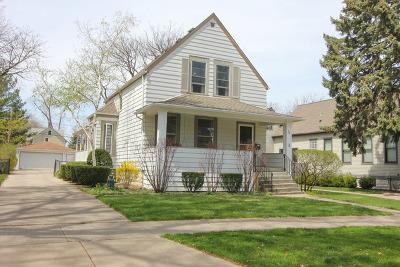 Oak Park Single Family Home For Sale: 735 Belleforte Avenue