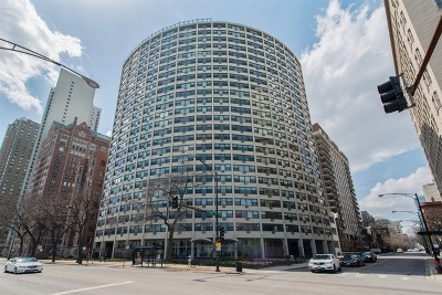 Chicago Condo/Townhouse For Sale: 1150 North Lake Shore Drive #22GH