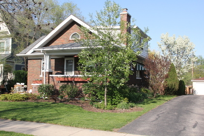 Elmhurst Single Family Home For Sale: 249 North Myrtle Avenue