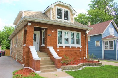 Berwyn Single Family Home For Sale: 3831 East Avenue