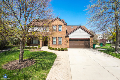 Buffalo Grove Single Family Home Re-Activated: 28 Chestnut Court West