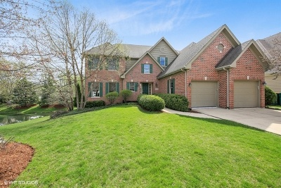 Westmont Single Family Home For Sale: 713 Heath Court