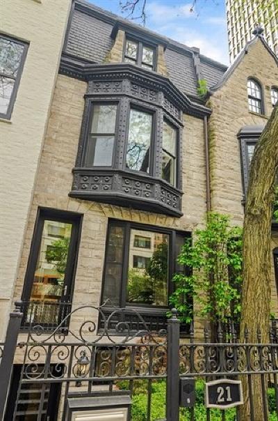 Single Family Home For Sale: 21 East Scott Street