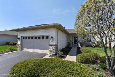 Huntley Single Family Home For Sale: 12901 Applewood Drive