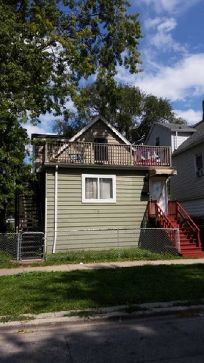 Melrose Park Multi Family Home For Sale: 111 North 21st Avenue