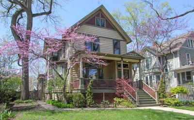 Oak Park Single Family Home For Sale: 219 South Grove Avenue