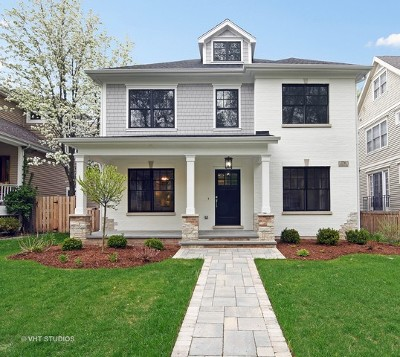 Wilmette Single Family Home For Sale: 1736 Highland Avenue
