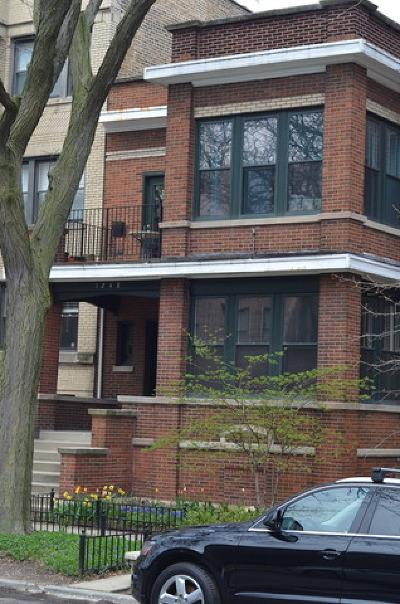 Single Family Home For Sale: 1248 West Cornelia Avenue