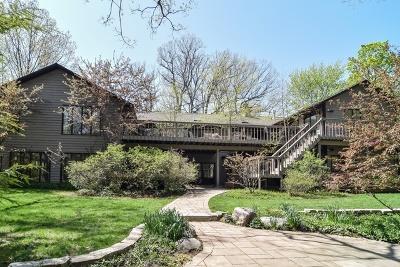 Burr Ridge Single Family Home For Sale: 106 Oak Ridge Drive West