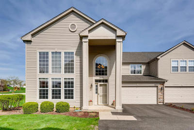 West Dundee Condo/Townhouse Contingent: 2612 Maple Circle #2612
