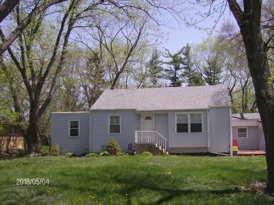 Homewood  Single Family Home Price Change: 18013 Sacramento Avenue