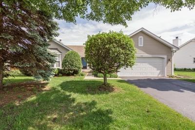 Wheeling Single Family Home For Sale: 935 Honeysuckle Drive