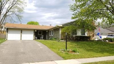 Buffalo Grove Single Family Home For Sale: 254 Windsor Drive