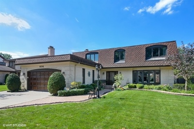 Mount Prospect Single Family Home For Sale: 606 South St Cecilia Drive