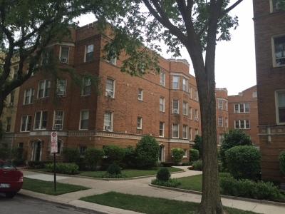 Oak Park Condo/Townhouse For Sale: 605 Washington Boulevard #1S
