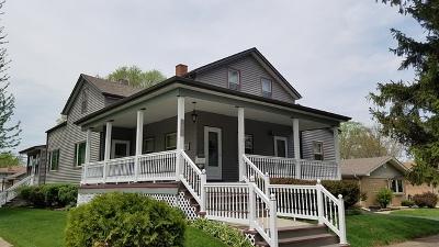 Midlothian Single Family Home For Sale: 14458 Kedvale Avenue