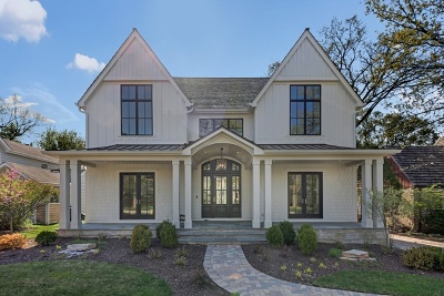 Hinsdale Single Family Home For Sale: 430 North Adams Street