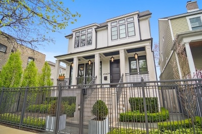 Single Family Home For Sale: 2023 West Giddings Street