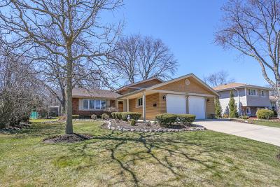 Schaumburg Single Family Home For Sale: 501 Janine Lane