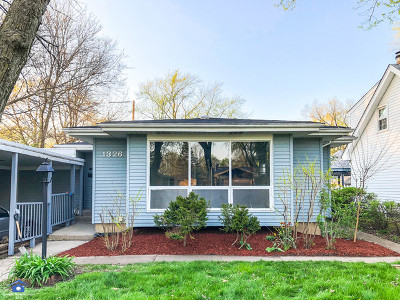 Homewood Single Family Home For Sale: 1326 Birch Road