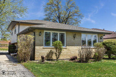 Crestwood Single Family Home Contingent: 5424 128th Place
