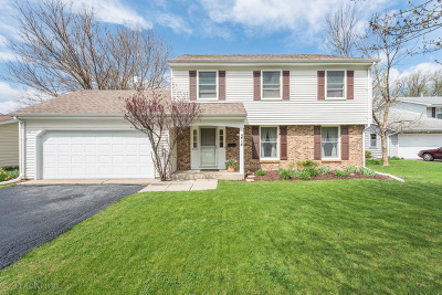 Geneva Single Family Home Price Change: 414 Greenfield Circle