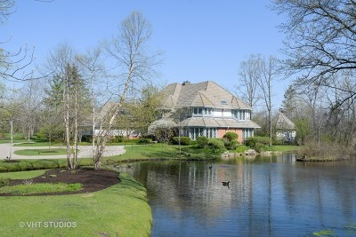 Lake Forest Single Family Home For Sale: 1340 Abington Cambs Drive