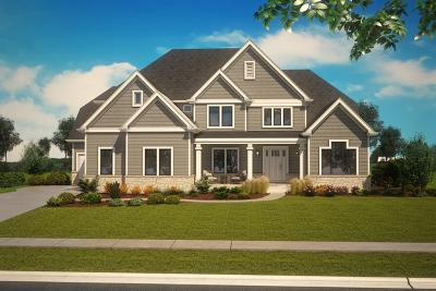 Ashwood Park Single Family Home For Sale: 4203 Carpenter (Lot 152) Road