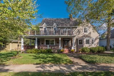 Glen Ellyn Single Family Home For Sale: 501 Bryant Avenue