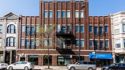 Condo/Townhouse For Sale: 2626 North Lincoln Avenue #202