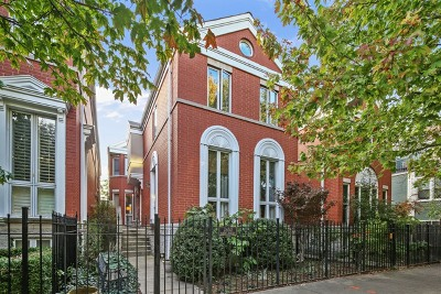 Single Family Home For Sale: 2450 North Janssen Avenue