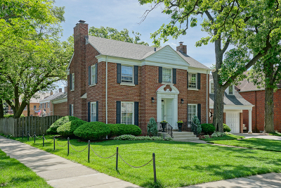 Chicago Single Family Home Re-Activated: 10303 South Seeley Avenue