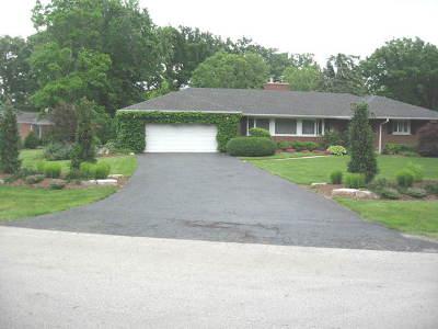 Palatine Single Family Home For Sale: 2109 Brookdale Lane