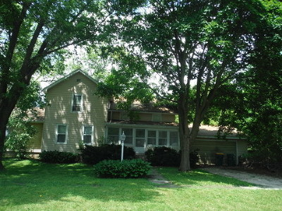 Maple Park Single Family Home For Sale: 211 State Street