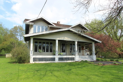 Harvard Single Family Home For Sale: 11010 North Route 14 Highway
