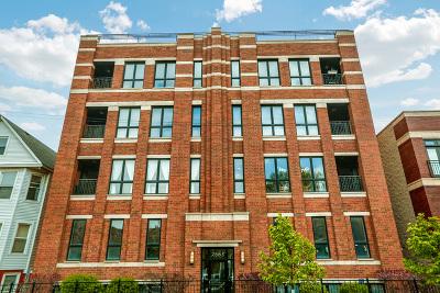 Condo/Townhouse For Sale: 2663 North Ashland Avenue #2N