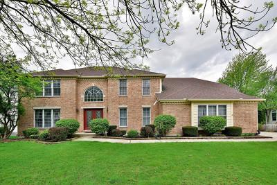Breckenridge Estates Single Family Home For Sale: 2807 Cheyenne Drive