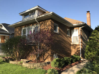 Berwyn Single Family Home For Sale: 3524 Elmwood Avenue