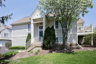 Elgin Condo/Townhouse For Sale: 2436 Daybreak Court #2436